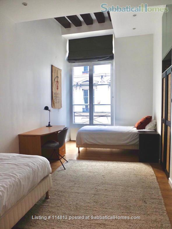 Furnished 2 bedroom in the heart of Paris Home Rental in Paris, IDF, France 3