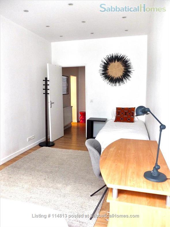 Furnished 2 bedroom in the heart of Paris Home Rental in Paris, IDF, France 5
