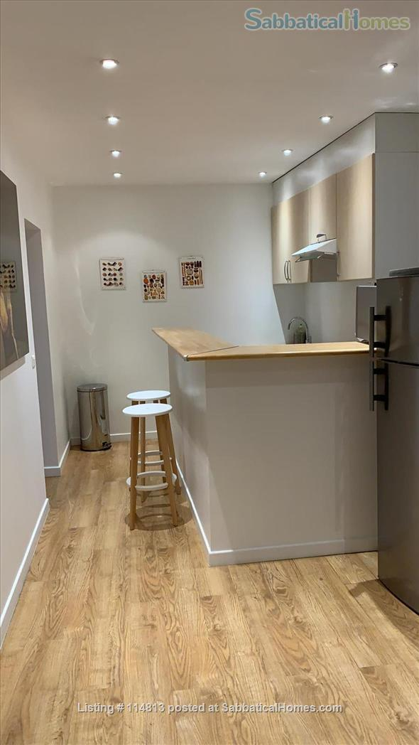 Furnished 2 bedroom in the heart of Paris Home Rental in Paris, IDF, France 6