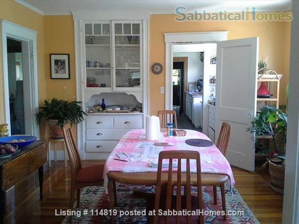 Condo in Belmont, MA, near  Harvard square  (15 mn by public transportation) Home Rental in Belmont, Massachusetts, United States 1