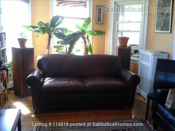 Condo in Belmont, MA, near  Harvard square  (15 mn by public transportation) Home Rental in Belmont, Massachusetts, United States 3