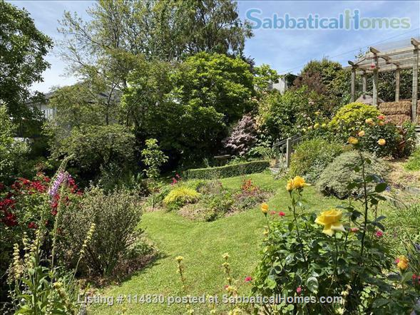Sunny 3-bedroom home set in tranquil sheltered garden, fully furnished Home Rental in Dunedin, OTA, New Zealand 9