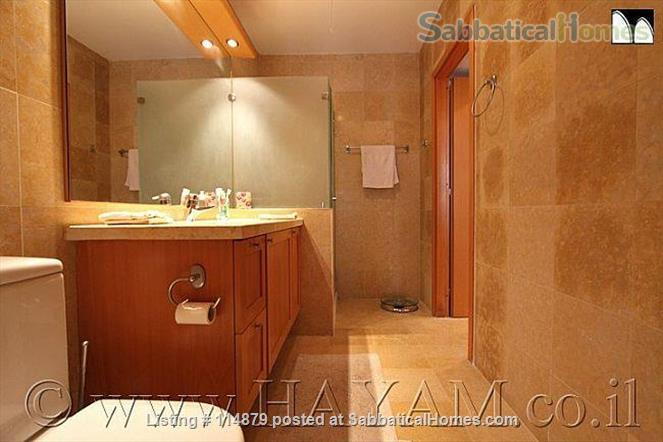 LUXURY JAFFA 2 BEDROOM, SEA VIEW (POOL, GYM AND PARKING INCLUDED) Home Rental in Tel Aviv-Yafo, Tel Aviv District, Israel 9
