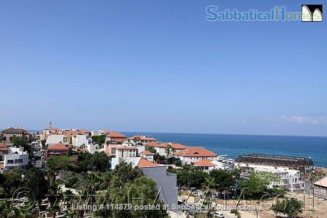 LUXURY JAFFA 2 BEDROOM, SEA VIEW (POOL, GYM AND PARKING INCLUDED) Home Rental in Tel Aviv-Yafo, Tel Aviv District, Israel 1