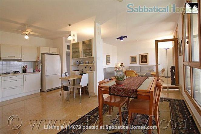 LUXURY JAFFA 2 BEDROOM, SEA VIEW (POOL, GYM AND PARKING INCLUDED) Home Rental in Tel Aviv-Yafo, Tel Aviv District, Israel 0