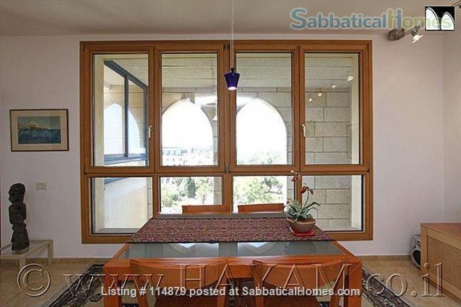 LUXURY JAFFA 2 BEDROOM, SEA VIEW (POOL, GYM AND PARKING INCLUDED) Home Rental in Tel Aviv-Yafo, Tel Aviv District, Israel 2