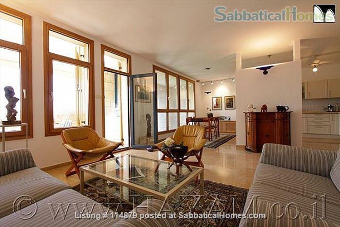 LUXURY JAFFA 2 BEDROOM, SEA VIEW (POOL, GYM AND PARKING INCLUDED) Home Rental in Tel Aviv-Yafo, Tel Aviv District, Israel 4