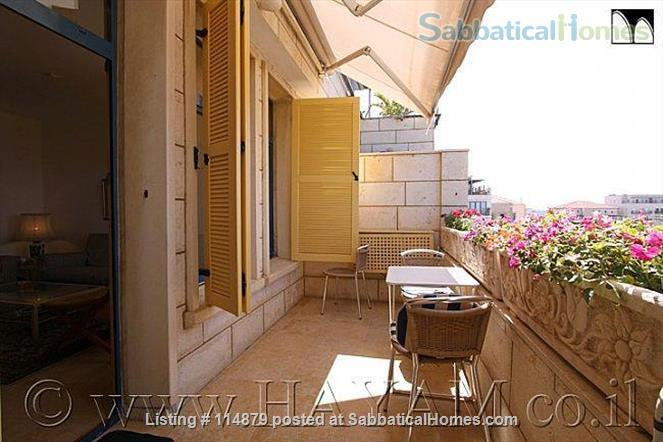 LUXURY JAFFA 2 BEDROOM, SEA VIEW (POOL, GYM AND PARKING INCLUDED) Home Rental in Tel Aviv-Yafo, Tel Aviv District, Israel 6