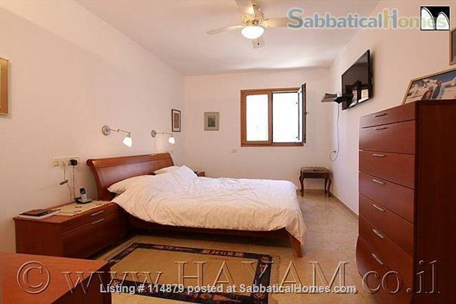 LUXURY JAFFA 2 BEDROOM, SEA VIEW (POOL, GYM AND PARKING INCLUDED) Home Rental in Tel Aviv-Yafo, Tel Aviv District, Israel 7