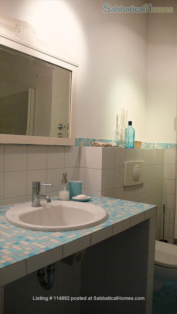 Desgin Apt in Mitte Premium Location 2 Rooms bright, silent 2 Balconies, with a big working table Home Rental in Berlin, Berlin, Germany 8