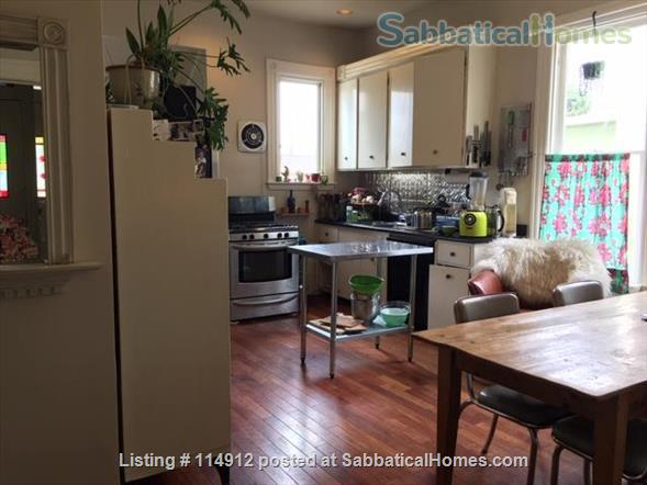 Sunny 3br, 1 1/2 bath Berkeley Home Home Rental in Berkeley, California, United States 2