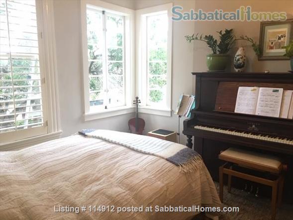 Sunny 3br, 1 1/2 bath Berkeley Home Home Rental in Berkeley, California, United States 3