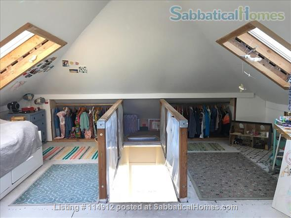 Sunny 3br, 1 1/2 bath Berkeley Home Home Rental in Berkeley, California, United States 6