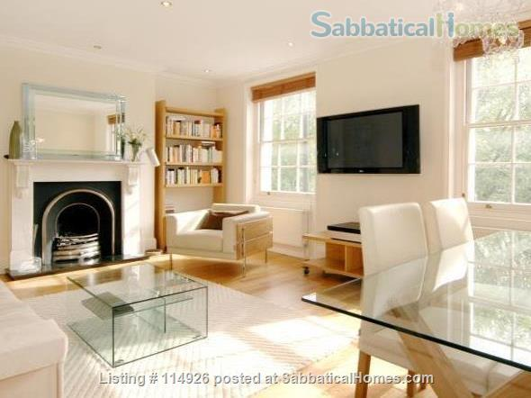 Modern and spacious Regent's Park two bedroom apartment near London Business School Home Rental in London, England, United Kingdom 1