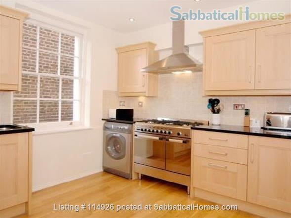 Modern and spacious Regent's Park two bedroom apartment near London Business School Home Rental in London, England, United Kingdom 0