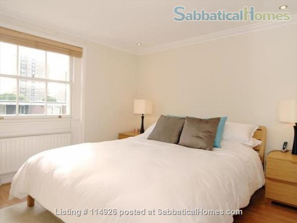 Modern and spacious Regent's Park two bedroom apartment near London Business School Home Rental in London, England, United Kingdom 2