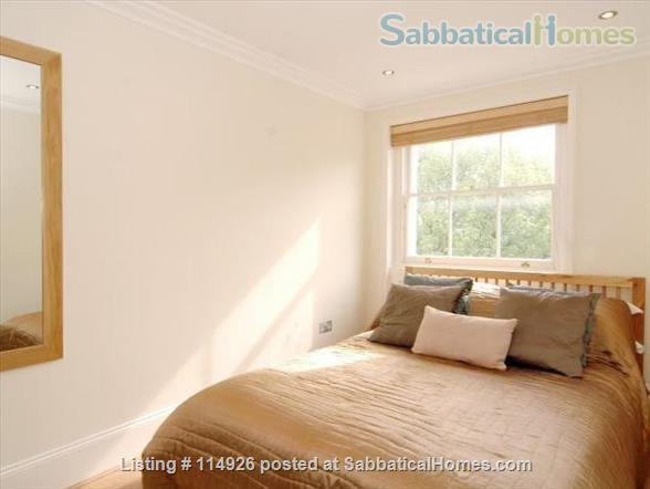 Modern and spacious Regent's Park two bedroom apartment near London Business School Home Rental in London, England, United Kingdom 3
