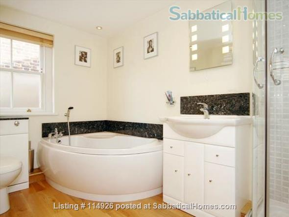 Modern and spacious Regent's Park two bedroom apartment near London Business School Home Rental in London, England, United Kingdom 4