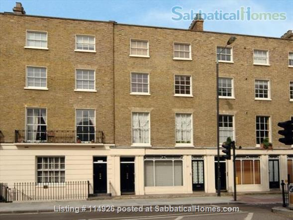 Modern and spacious Regent's Park two bedroom apartment near London Business School Home Rental in London, England, United Kingdom 5