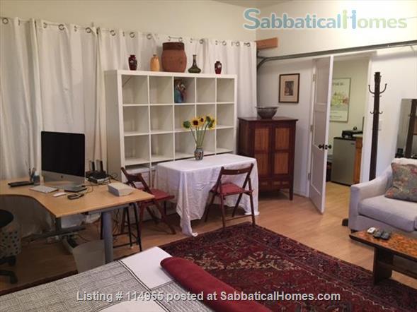 Charming Large Furnished Studio Apt & Garden Home Rental in South Pasadena, California, United States 0