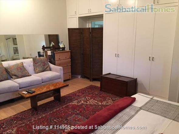 Charming Large Furnished Studio Apt & Garden Home Rental in South Pasadena, California, United States 2