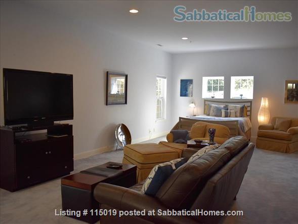 Charming Garden Studio Home Rental in Oakland, California, United States 5