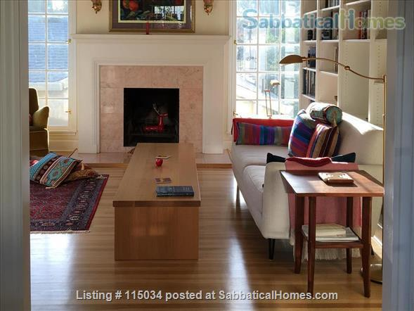 Light-Filled Cottage 5 Blocks UCB Home Exchange in Berkeley, California, United States 2