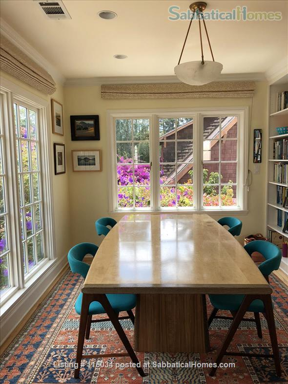 Light-Filled Cottage 5 Blocks UCB Home Exchange in Berkeley, California, United States 5