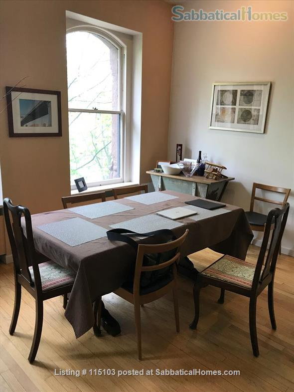 Wooster Square Brownstone - Furnished Apartment Home Rental in New Haven, Connecticut, United States 3