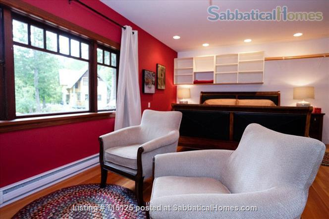 Private, comfortable furnished home on lake Home Rental in Victoria, British Columbia, Canada 0