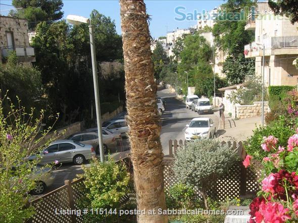 beautiful apartment jerusalem Home Rental in Jerusalem, Jerusalem District, Israel 3