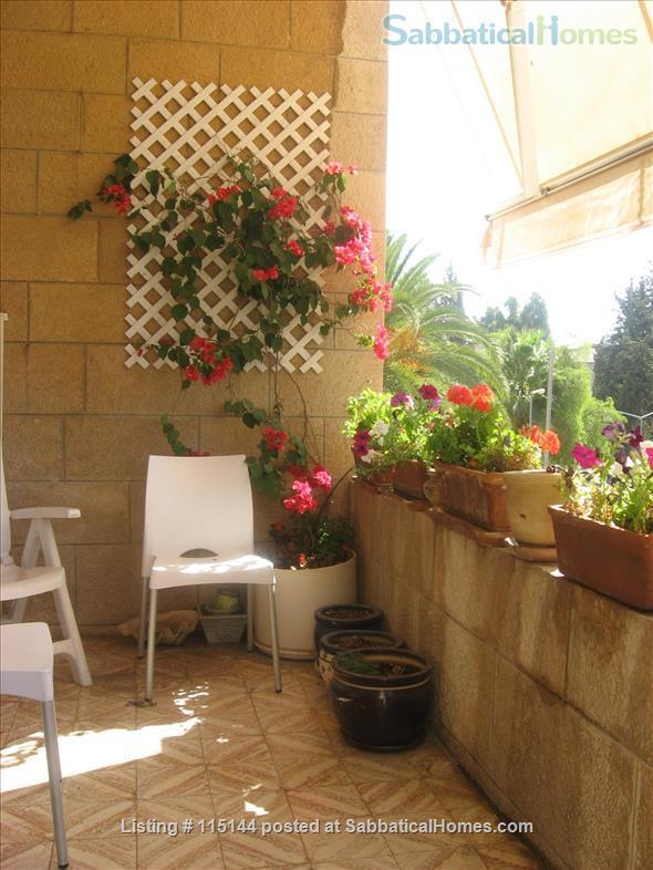 beautiful apartment jerusalem Home Rental in Jerusalem, Jerusalem District, Israel 5