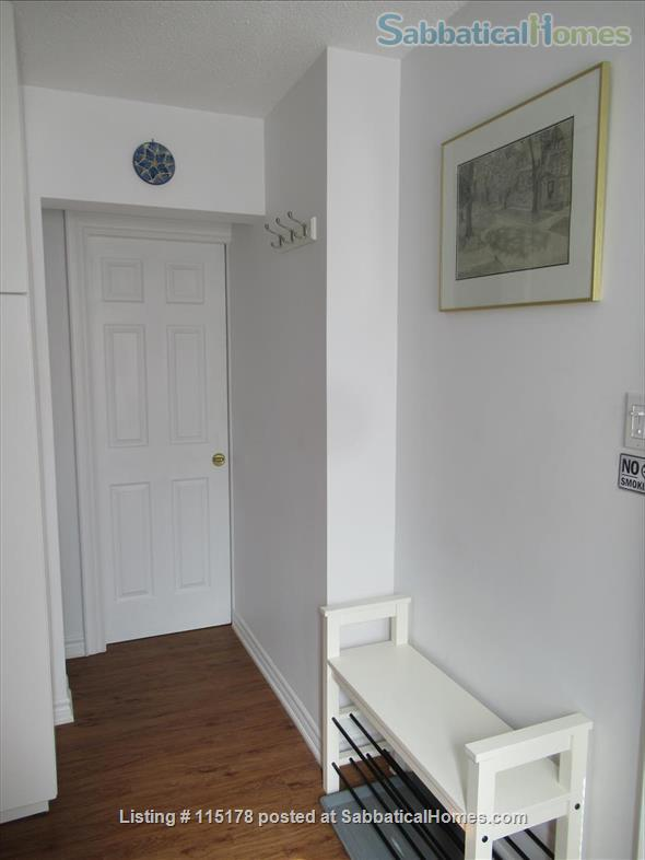 Cozy, central  ground floor flat, close to transit! Home Rental in Toronto, Ontario, Canada 9