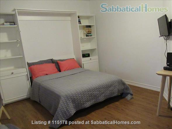 Cozy, central  ground floor flat, close to transit! Home Rental in Toronto, Ontario, Canada 5