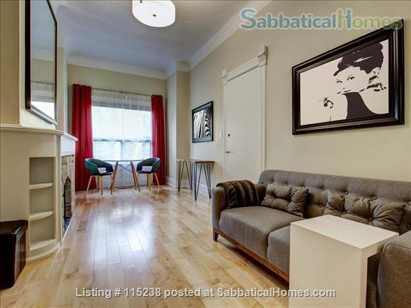 Luxury Apartment near U of T, St. George campus, hosptials, downtown Home Rental in Toronto, Ontario, Canada 1