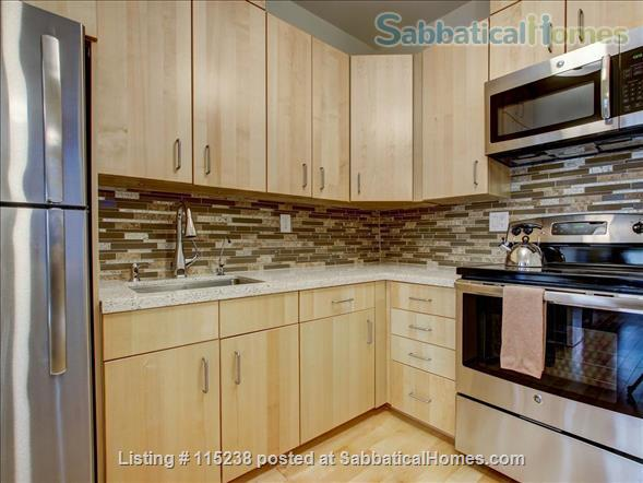Luxury Apartment near U of T, St. George campus, hosptials, downtown Home Rental in Toronto, Ontario, Canada 3