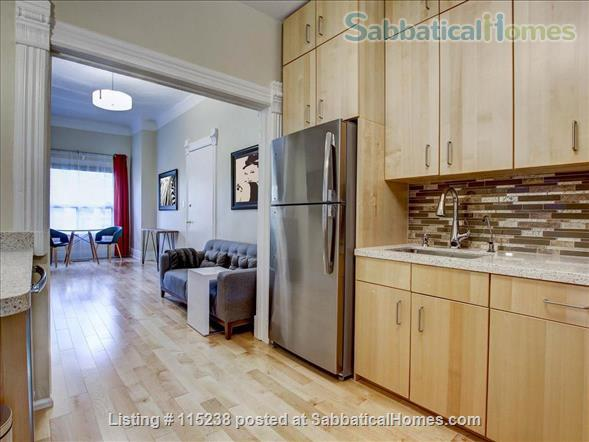 Luxury Apartment near U of T, St. George campus, hosptials, downtown Home Rental in Toronto, Ontario, Canada 4