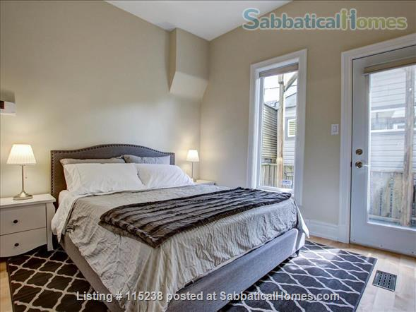 Luxury Apartment near U of T, St. George campus, hosptials, downtown Home Rental in Toronto, Ontario, Canada 6