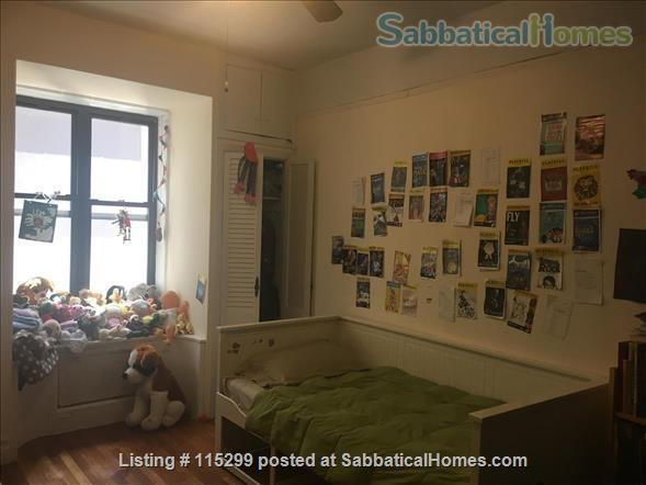 Large & sunny 2-bedroom in Windsor Terrace, Brooklyn, NYC Home Exchange in Brooklyn, New York, United States 2