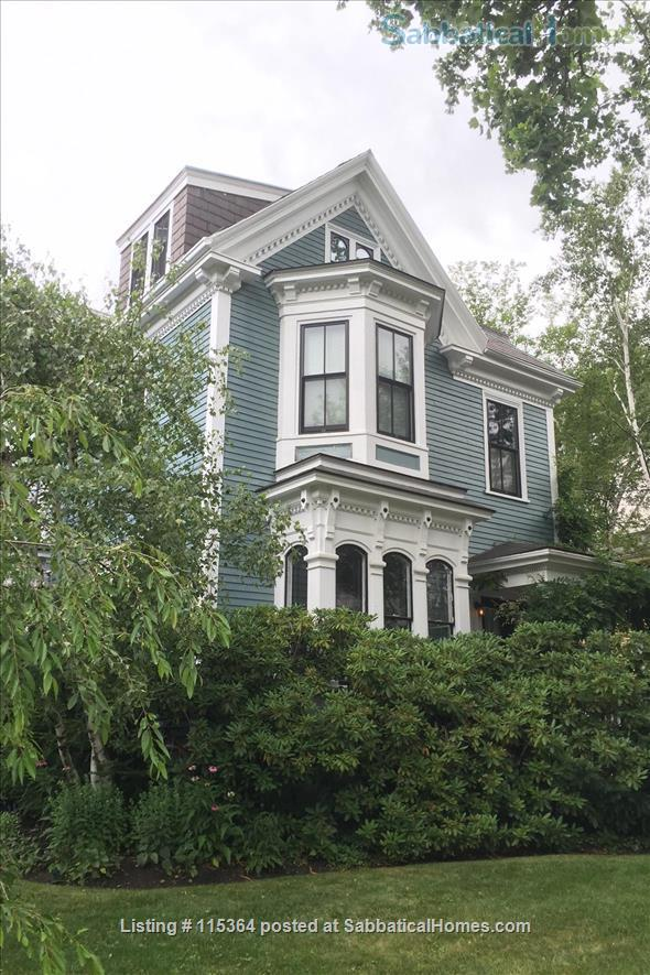 Charming, Sunny One Bedroom Apartment in West Cambridge Home Rental in Cambridge, Massachusetts, United States 0