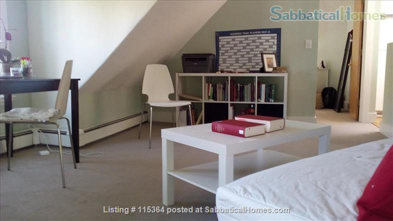 Charming, Sunny One Bedroom Apartment in West Cambridge Home Rental in Cambridge, Massachusetts, United States 7