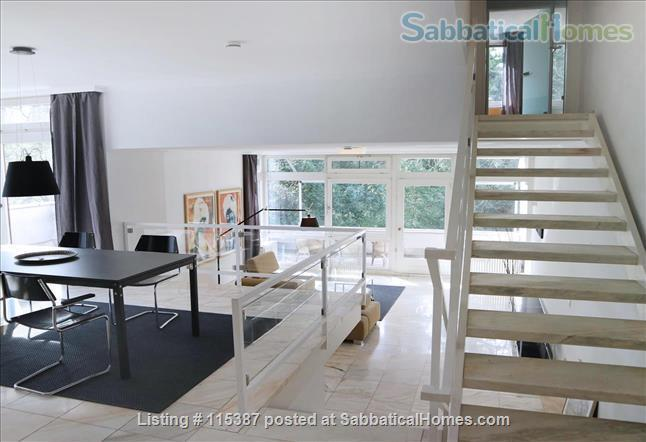 Design Lakeside Apartment with Pool Home Rental in Berlin, Berlin, Germany 1