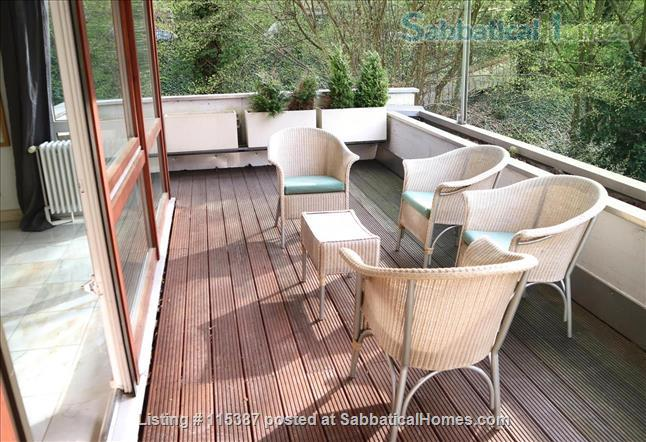 Design Lakeside Apartment with Pool Home Rental in Berlin, Berlin, Germany 5
