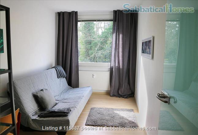 Design Lakeside Apartment with Pool Home Rental in Berlin, Berlin, Germany 7