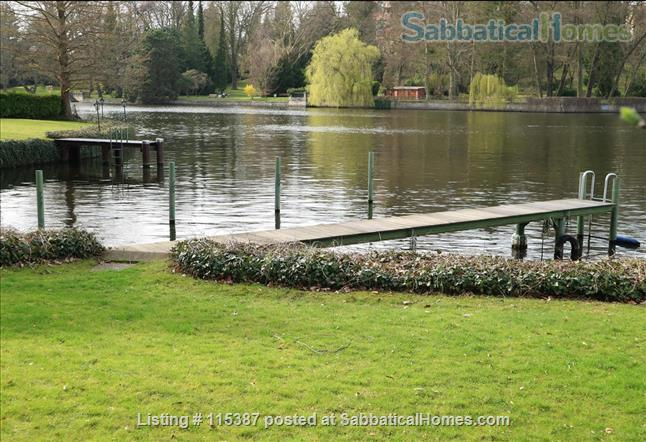 Design Lakeside Apartment with Pool Home Rental in Berlin, Berlin, Germany 8