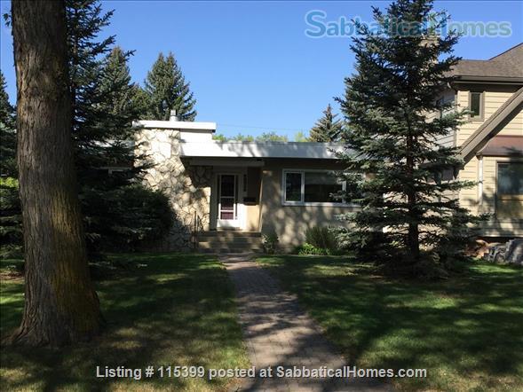 4 Bedroom Home for Rent - Windsor Park / University  Home Rental in Edmonton, Alberta, Canada 1
