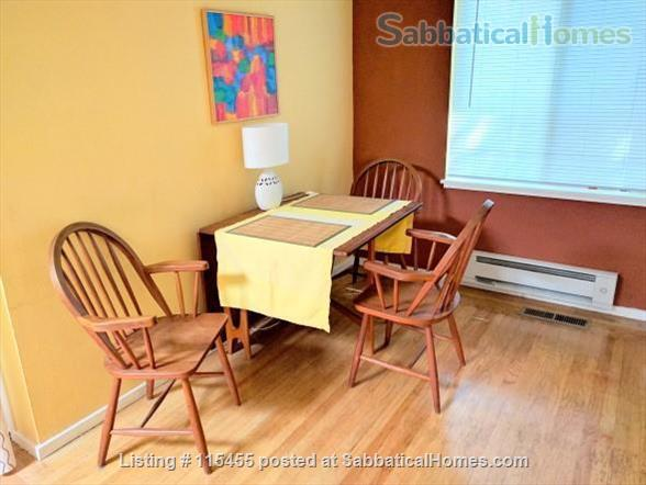 Private one-bedroom apartment with garden patio, fully furnished and equipped, in best Berkeley neighborhood Home Rental in Berkeley, California, United States 3