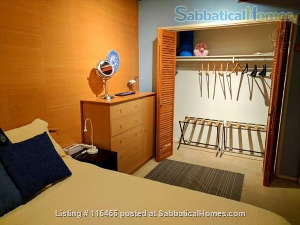 Private one-bedroom apartment with garden patio, fully furnished and equipped, in best Berkeley neighborhood Home Rental in Berkeley, California, United States 5