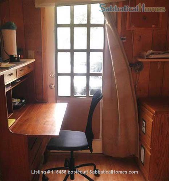 J4 Sunny, Cozy Patio Cabin, 3 Blocks BART, Private Shower Home Rental in Berkeley, California, United States 0