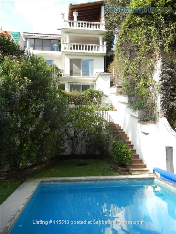 VILLA GOLONDRINA Home Rental in Cuernavaca, Morelos, Mexico 1